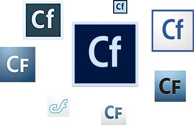 coldfusion logos