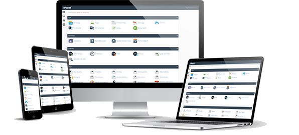 cPanel website hosting